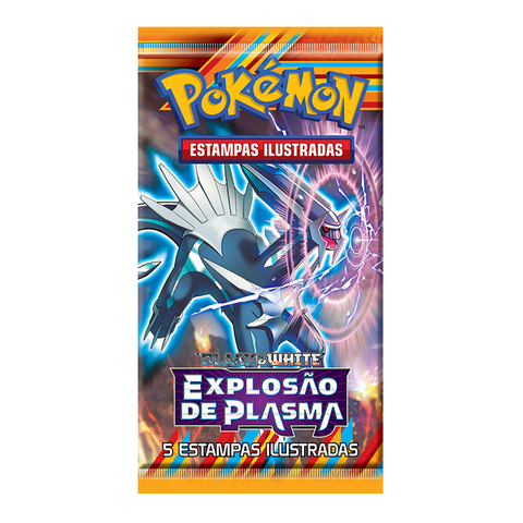 POKÉMON BOX DISPLAY BW10 EXPLOSÃO DE PLASMA na internet