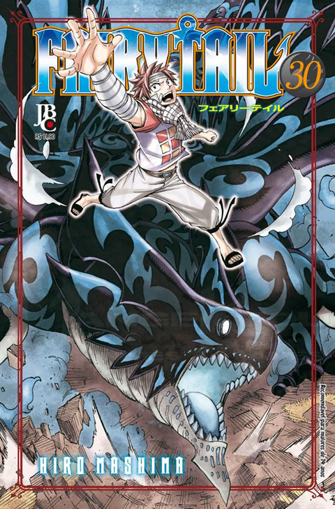 FAIRY TAIL VOL. 30