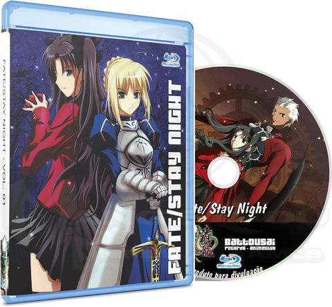 FATE/STAY NIGHT - BLU-RAY