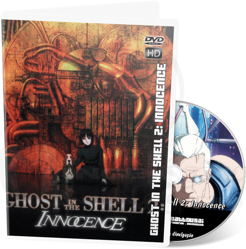 GHOST IN THE SHELL 2: INNOCENCE - MOVIE HD