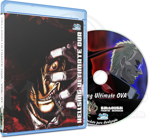 HELLSING ULTIMATE - BLU-RAY