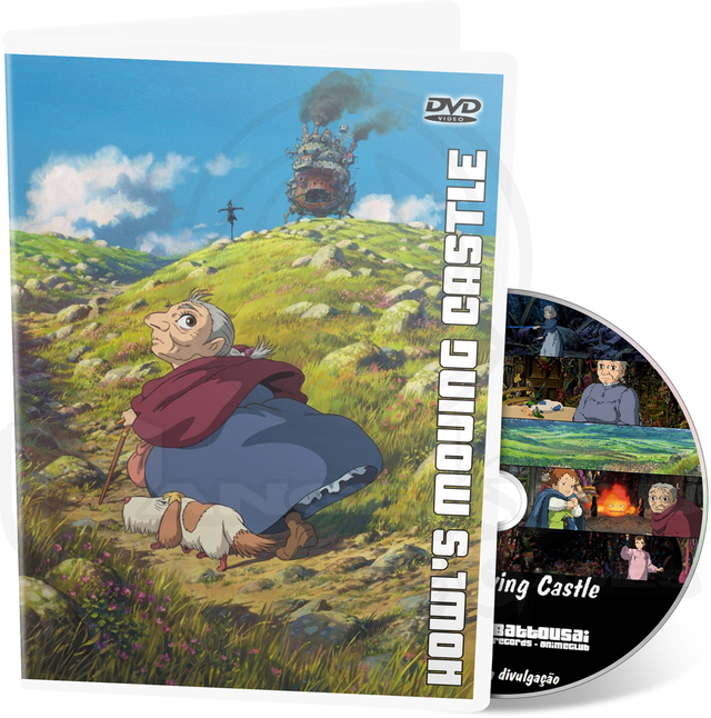 HOWL'S MOVING CASTLE - MOVIE HD