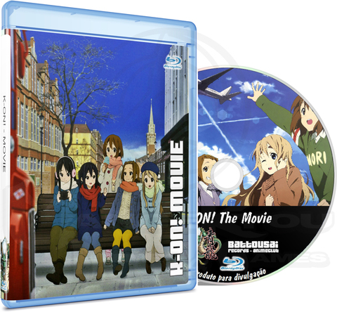 K-ON! MOVIE - BLU-RAY