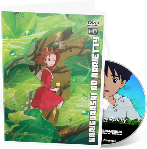 KARIGURASHI NO ARRIETTY - MOVIE HD