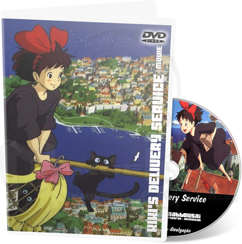 KIKI'S DELIVERY SERVICE - MOVIE HD