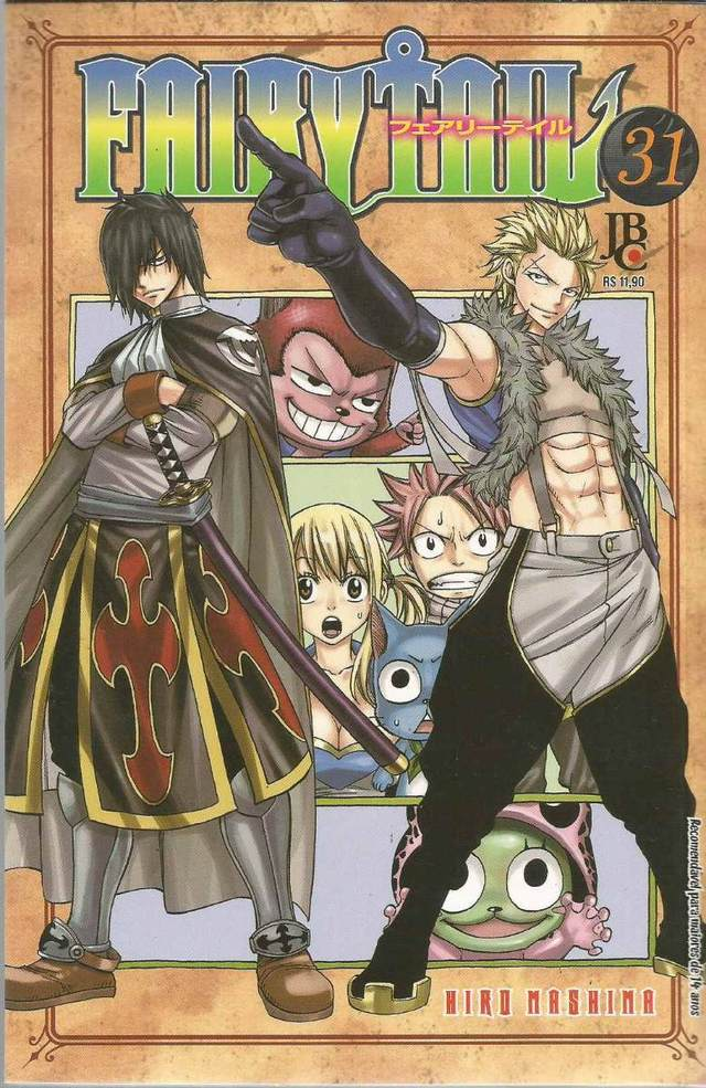 FAIRY TAIL VOL. 31 - comprar online