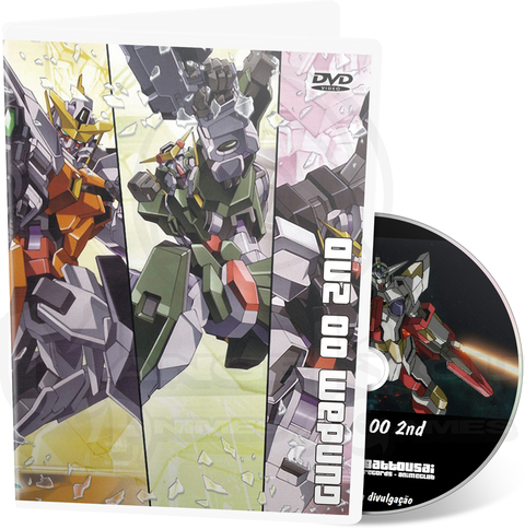 MOBILE SUIT GUNDAM 00 2ND