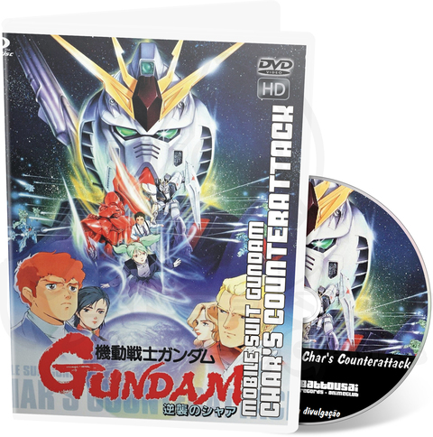 MOBILE SUIT GUNDAM CHAR'S COUNTERATTACK - MOVIE HD