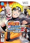 NARUTO SHIPPUDEN CLASH OF NINJA REVOLUTION 3 - WII