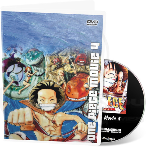 ONE PIECE MOVIE 4