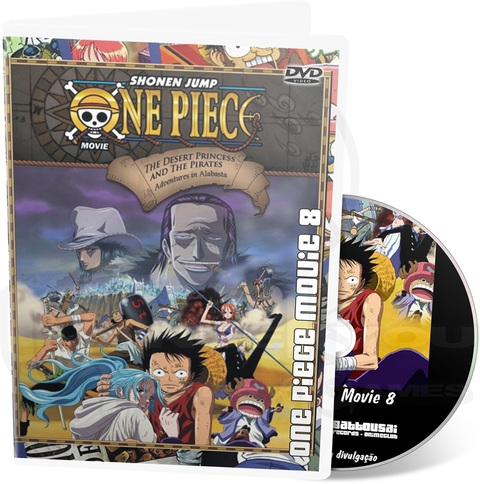 ONE PIECE MOVIE 8