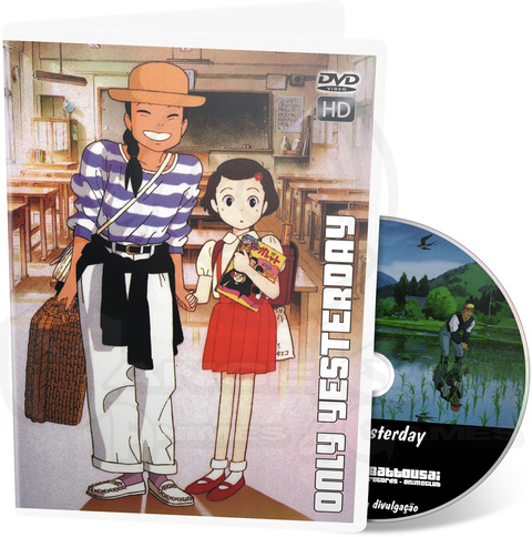 ONLY YESTERDAY - MOVIE HD