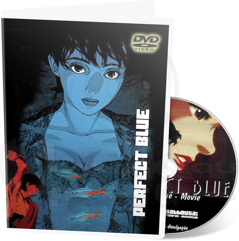 PERFECT BLUE - MOVIE