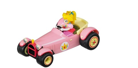 MARIO KART DS CARRERA - PRINCESA PEACH