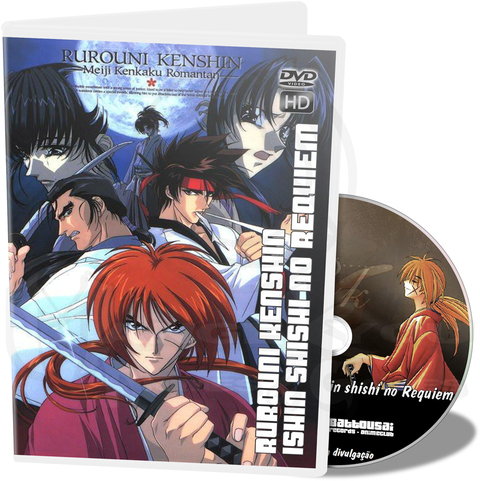 RUROUNI KENSHIN: ISHIN SHISHI NO REQUIEM - MOVIE HD