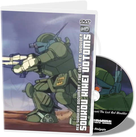 SOUKOU KIHEI VOTOMS: RED SHOULDER DOCUMENT - THE LAST RED SHOULDER
