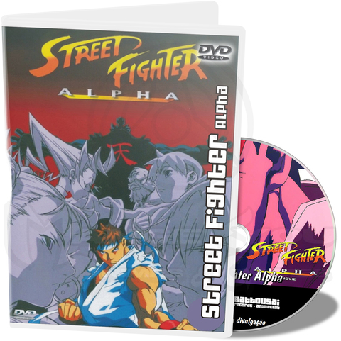STREET FIGHTER ALPHA - MOVIE