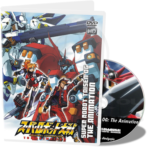 SUPER ROBOT TAISEN OG THE ANIMATION