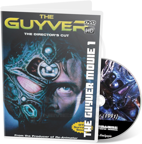 THE GUYVER MOVIE 1 (1991) - MOVIE