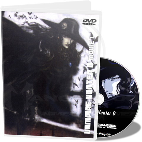 VAMPIRE HUNTER D - MOVIE 1