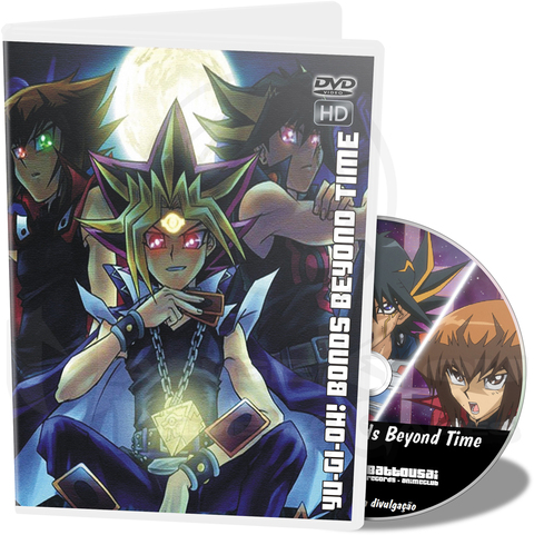 YU-GI-OH! BONDS BEYOND TIME - MOVIE HD