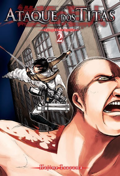 ATTACK ON TITAN (SHINGEKI NO KYOJIN) VOL. 02