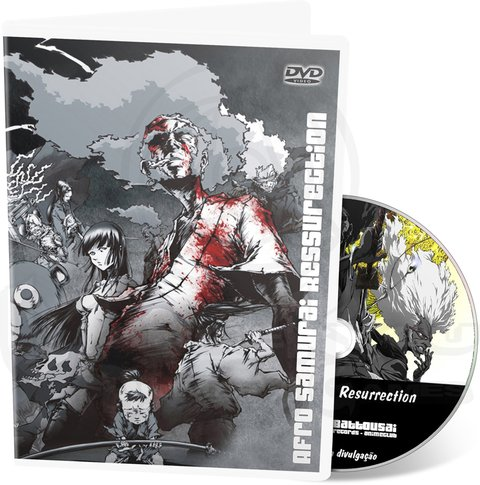 AFRO SAMURAI RESURRECTION - MOVIE HD