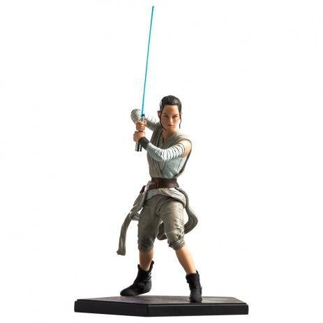 REY IRON STUDIOS 1/10 ART SCALE - STAR WARS - comprar online