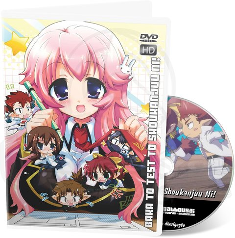 BAKA TO TEST TO SHOUKANJUU NI! - comprar online