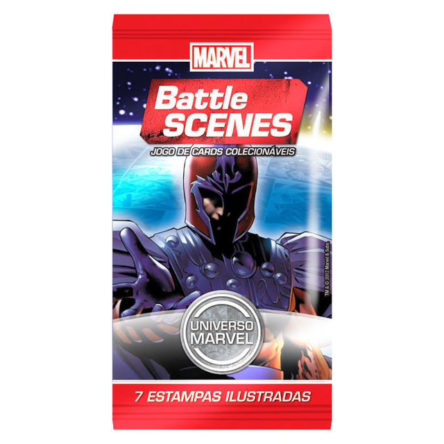 BOOSTER BATTLE SCENES MARVEL - Mangekyou Store