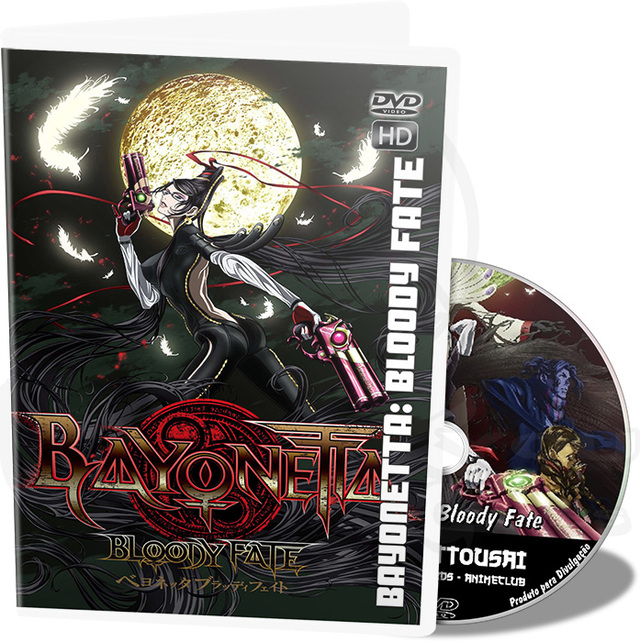 BAYONETTA: BLOODY FATE - MOVIE