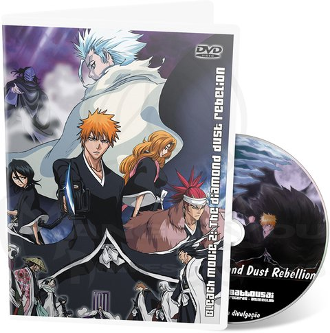 BLEACH MOVIE 2: THE DIAMOND DUST REBELLION - HD