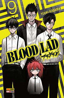 BLOOD LAD VOL. 09