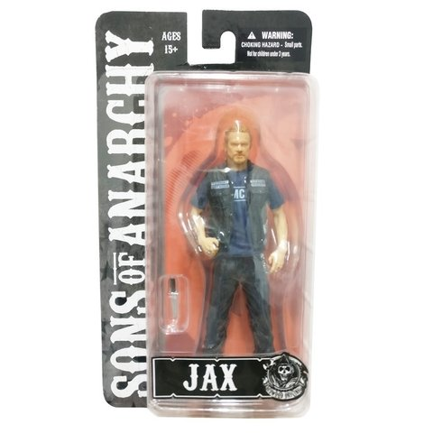JAX TELLER (SAMCRO T-SHIRT VER.) - SONS OF ANARCHY - MEZCO na internet