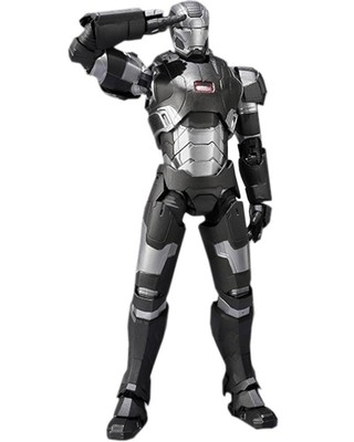 WAR MACHINE - MARK II - AVENGERS: AGE OF ULTRON - S.H. FIGUARTS - BANDAI - comprar online