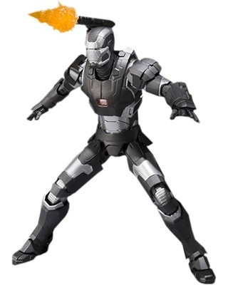 WAR MACHINE - MARK II - AVENGERS: AGE OF ULTRON - S.H. FIGUARTS - BANDAI na internet