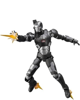 WAR MACHINE - MARK II - AVENGERS: AGE OF ULTRON - S.H. FIGUARTS - BANDAI - loja online