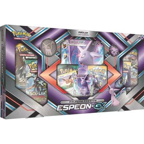 BOX POKÉMON ESPEON GX