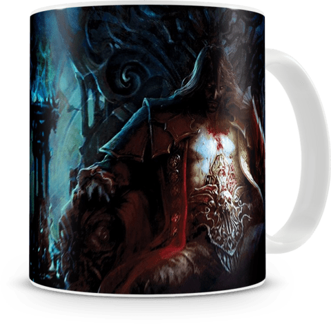 CANECA - CASTLEVANIA LORD OF SHADOWS 2 GABRIEL- COD. 2968
