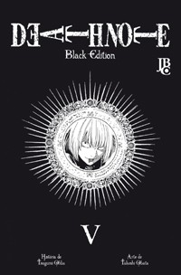 DEATH NOTE BLACK EDITION VOL. 05