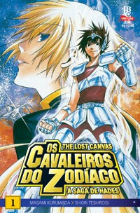 CAVALEIROS DO ZODÍACO - THE LOST CANVAS - A SAGA DE HADES VOL. 01