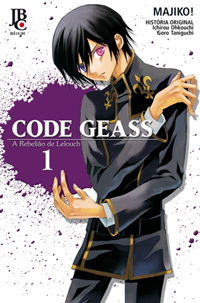 CODE GEASS VOL. 01