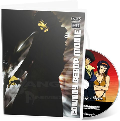 COWBOY BEBOP - MOVIE HD
