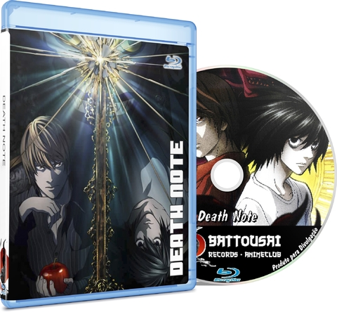 DEATH NOTE - BLU-RAY