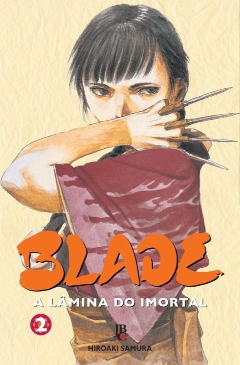 BLADE - A LÂMINA DO IMORTAL VOL 2