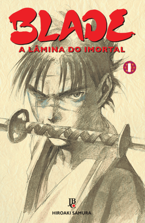 BLADE - A LÂMINA DO IMORTAL VOL 1