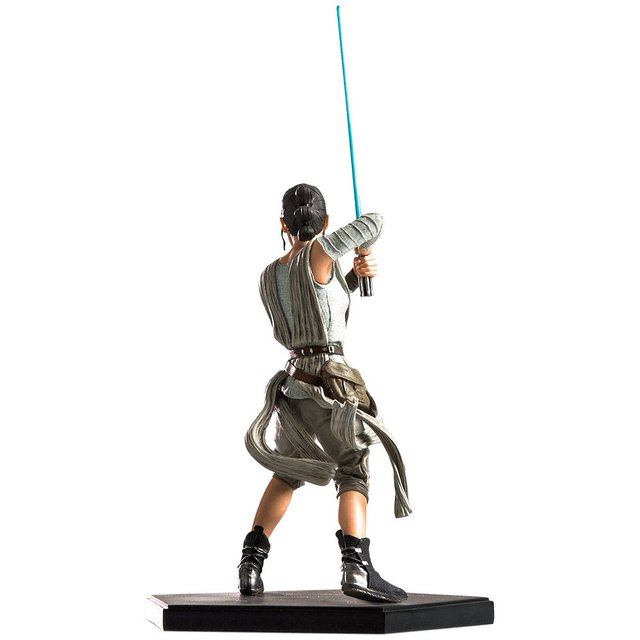 REY IRON STUDIOS 1/10 ART SCALE - STAR WARS - Mangekyou Store