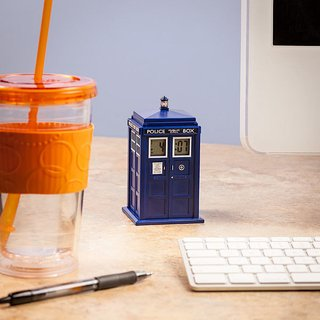 RELÓGIO DESPERTADOR DOCTOR WHO TARDIS na internet