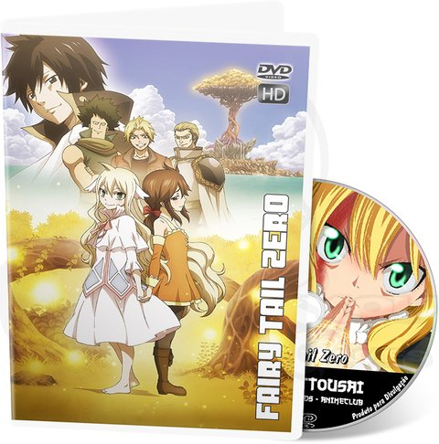 FAIRY TAIL II (2014) na internet