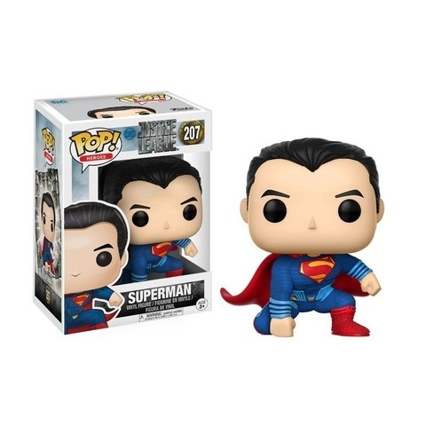 FUNKO POP : JUSTICE LEAGUE - SUPERMAN